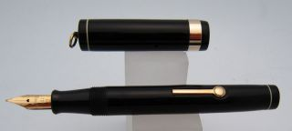 Diamond Point Fill E Z Lever Fill Fountain Pen Professionally Restored