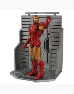 NEW Diamond Select Toys Marvel Select Avengers Movie Iron Man Mark