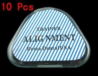 New Dental Tooth Orthodontic Appliance Traier Alignment