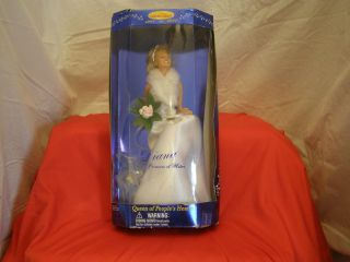 Diana Princess of Wales Queen of The People Doll Collectors Edition