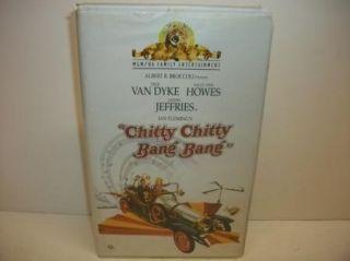 Bang VHS Fun Family Movie Clamshell Dick Van Dyke 027616512130