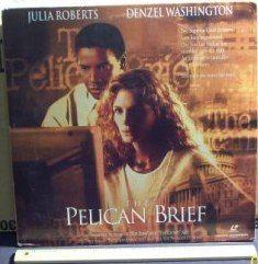 Brief 93 Laserdisc LD lb Julia Roberts Denzel Washington