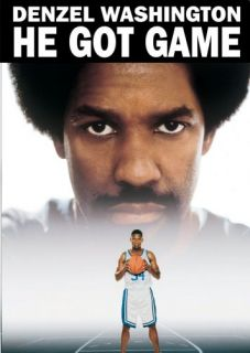 He got Game New SEALED DVD Denzel Washington