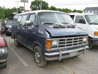 88 89 Dodge RAM 150 Pickup Engine 8 318 5 2L Vin Y
