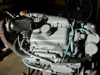 Detroit Diesel GM 6V53T Diesel Engine Marine Industrial Generators