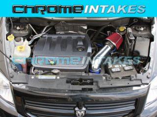 New 07 10 Caliber 1 8 1 8L 2 0 2 0L 2 4L Air Intake Kit