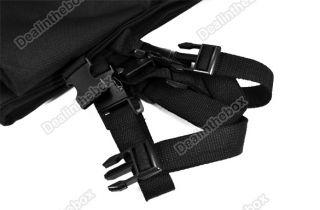 Cradle Dog Car Rear Back Seat Cover Pet Mat Blanket Hammock Protector