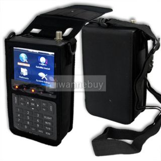 6908 LCD DVB S FTA Professional Digital Satellite Signal Finder Meter