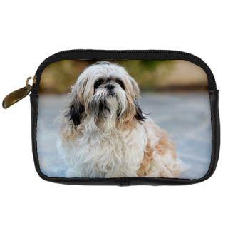 Shih Tzu Dog Digital Camera Case Bag Accessories