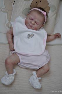 Cindy Musgrove Extra Soft Vinyl Reborn Baby Doll Kit Mimadolls