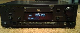 Technics Digital Compact Cassette Deck RS DC10 RARE