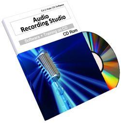Audio Sound Digital Recording Studio Software  Music DJ Editing