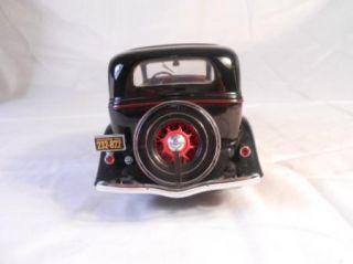 Franklin Mint 1933 Ford Deluxe John Dillinger