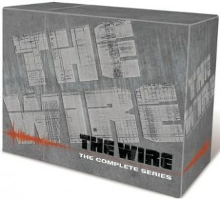 The Wire The Complete Series New DVD
