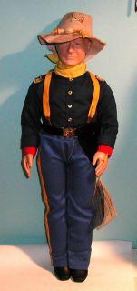 Effanbees John Wayne Soldier Legend Limited Series Doll