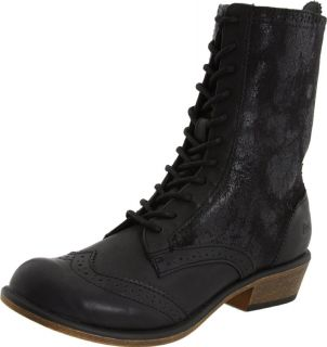 Dirty Laundry Womens Paxton Lace Up Boot