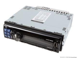 Alpine Cde 124sxm CD  In Dash Receiver Single DIN Car Stereo
