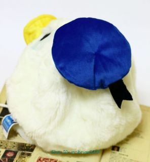 Cute Disney Donald Duck Costume Hat Cap Plush Warm Soft Cosplay Brand