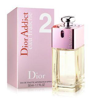 Dior Addict 2 Fraiche EDT Eaude Toilette 50ml 1 7 oz NB