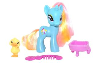 Pony Friendship Is Magic Dewdrop Dazzle and Animal Friend
