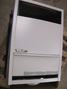 williams 1403622 direct vent natural gas furnace heater