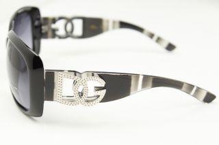 Hot New Ladies Vintage Square Classic Designer Fashion DG Sunglasses
