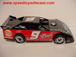 Kasey Kahne Prelude Race Dirt Late Model NASCAR 1 24 Diecast