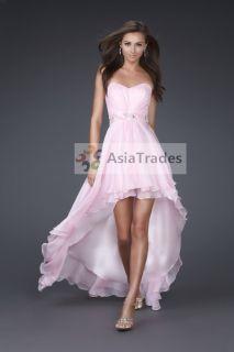 Elegant Formal Gown Womens Wedding Bridesmaid Evening Prom Dress 6 16