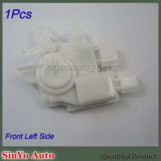 NEW Insight Power Door Lock actuator front Left Side For Hond Acura