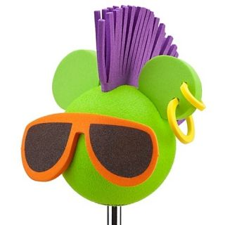 this is a disney mickey mohawk car antenna topper will be totally
