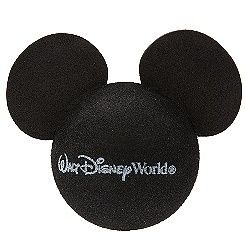 Walt Disney World Mickey Mouse Icon Car Antenna Topper New