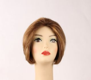 Hair Freeda Wig Light Brown Dorothy with Blonde Ash Highlights