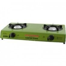 Buffalo Tools SM07524 Double Burner Gas Stove