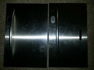 KitchenAid KUDD01DPPA Double Drawer Dishwasher Stainless Steel Front