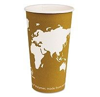 1000 Ct Eco Earth Friendly Paper Hot Coffee Cups 20 Oz