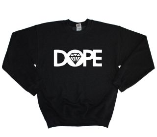 Dope Diamond Swag Lil Wayne Supply Jumper Sweater Sweatshirt Women
