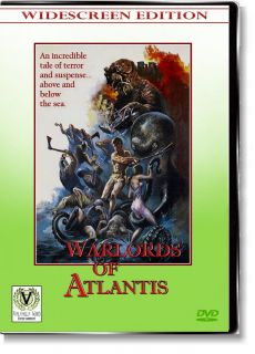 Of Atlantis (1978) Sci Fantasy Epic Monsters Doug McClure Cult Classic