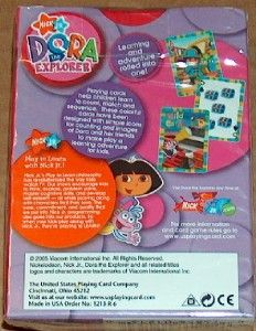 Dora The Exlorer Pirate Costume Playing Cards Game Backpack Boots Nick