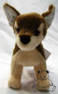 Chihuhua Dog Cuddle Plush Toy Douglas Stuffed Animal Small BNWT