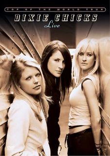 Dixie Chicks Top of The World Tour Live New DVD