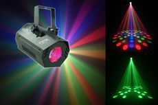Chauvet LX5 Moonflower DJ Light Effect Auto or Sound Activated