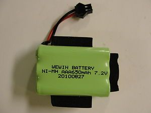 Wewin Iwave RC Dragonfly Remote Control Helicopter Ni MH 7 2 V Battery