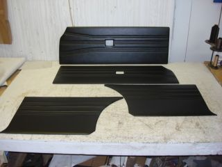 1968 Dodge Coronet / Super Bee door panels   New