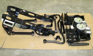 Ultraride Chassis Air Suspension Dodge RAM 4500 5500 Incomplete