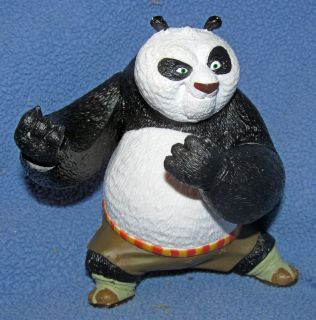 Dreamworks Kung Fu Panda Bear Figurine Action Figure Birthday Cake