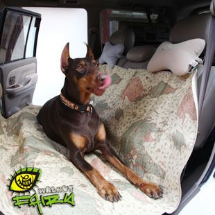 Pet Dog Car Seat Cover Hammock Waterproof 4 Colors