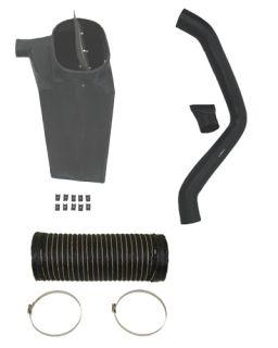 CJ Fresh Air Intake Box Kit Air Box Drain Hose Cap Intake Hose