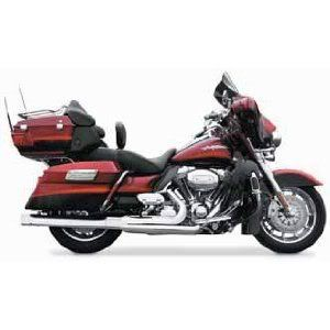 Full System 2 00 Baffle Tip Compatible 4 Harley Touring