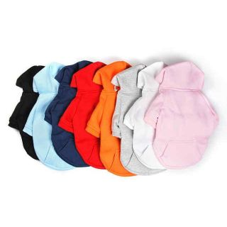 Dog Sweatshirt Hoodies Dog Sweater Sweaters Wholesale Pet Clothing 8