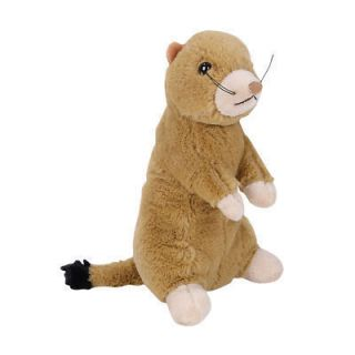 "8"" Prairie Dog Plush Stuffed Animal Toy"